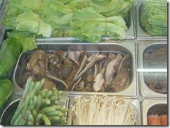 保冷箱裡的食材很新鮮